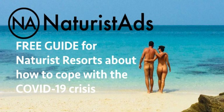 FREE GUIDE for Naturist Resorts about how to cope with the COVID-19 crisis